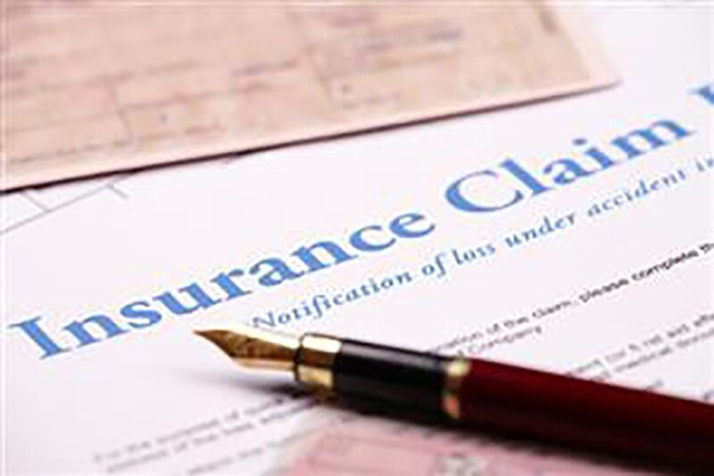 home insurance claim paperwork, helping with your home insurance claim