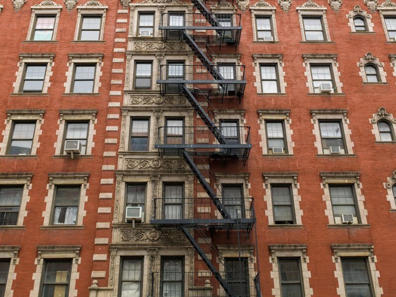 apartment buildings, it pays to have a renters policy