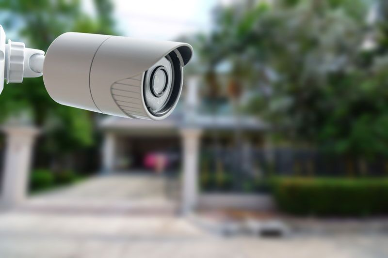 home security camera, ways to get home insurance discounts