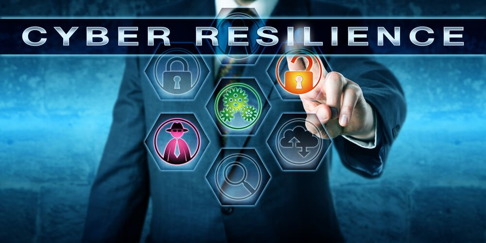 Cyber resilient business